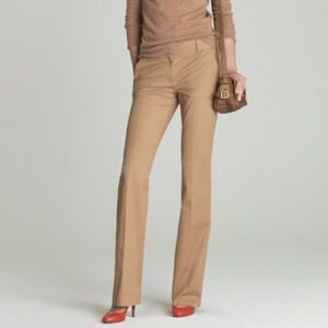 J. Crew Cafe Trouser in Wool Women's Size 4